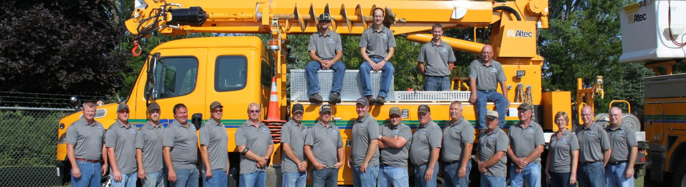 South Central Electric Employees